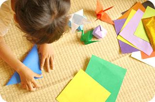 Kid's折り紙